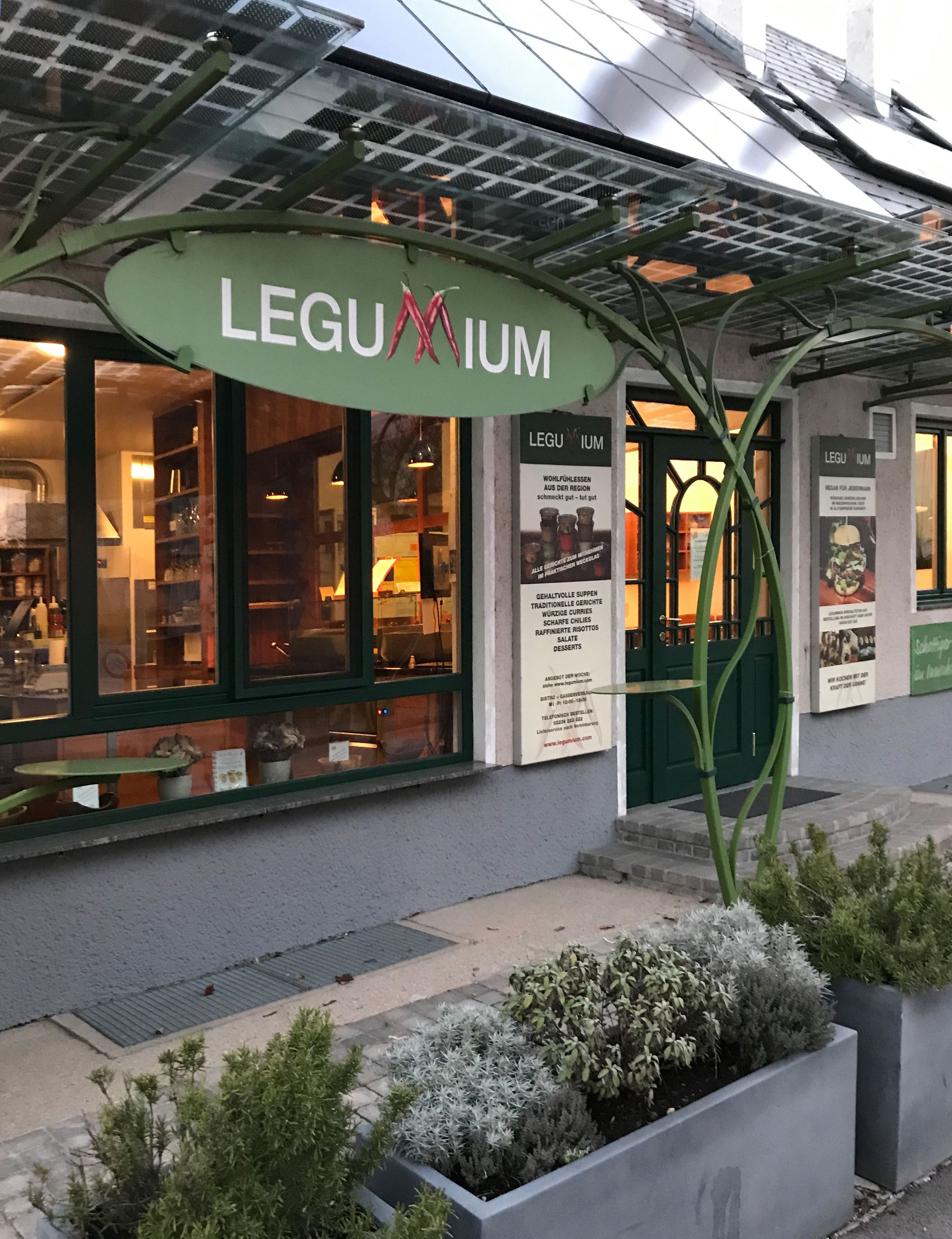 Legumium Produktsortiment